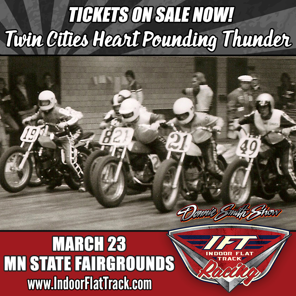 Twin Cities Flat Track Races