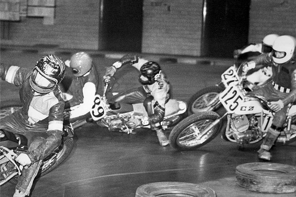 Donnie Smith Show Brings War of the Twins Indoor Flat Track Racing to Twin Cities