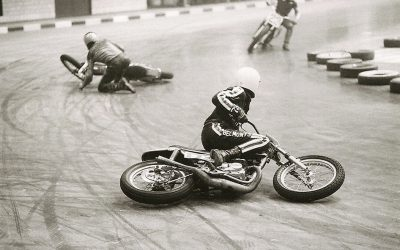 Indoor Flat Track Racing: Looking Back at a Rich Midwest History