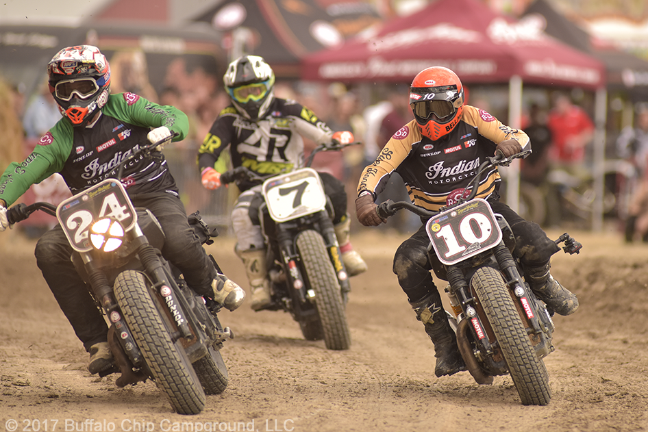 Flat track racing catapulted into public consciousness when Roland Sands Design (RSD) aligned with Indian Motorcycles for the Super Hooligan Races.
