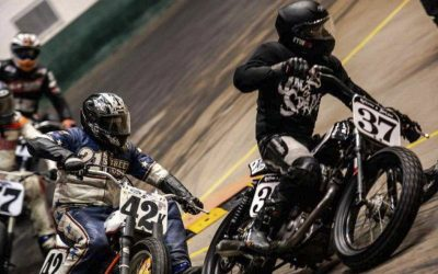 Flat Track Racing with Erik Moldenhauer